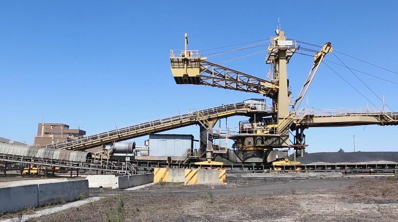 Reemplazo de Central a Carbón