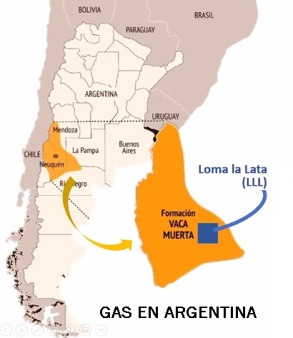 Gas en Argentina – Ing. José Lanziani – On Line