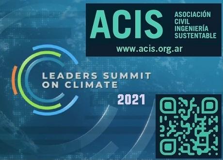 Cumbre de líderes sobre el clima 2021