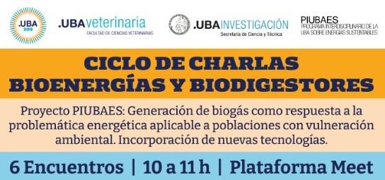 Bioenergías y Biodigestores